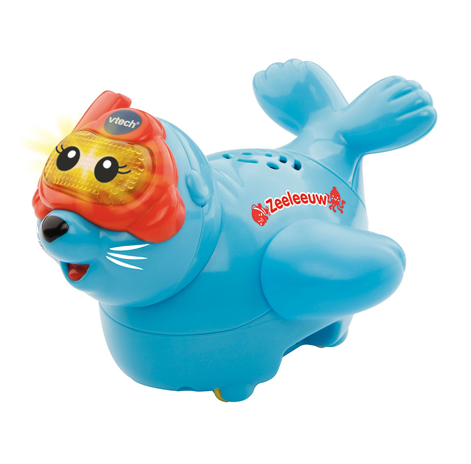 VTech Blub Blub Bad zeedieren - Ziva zeeleeuw