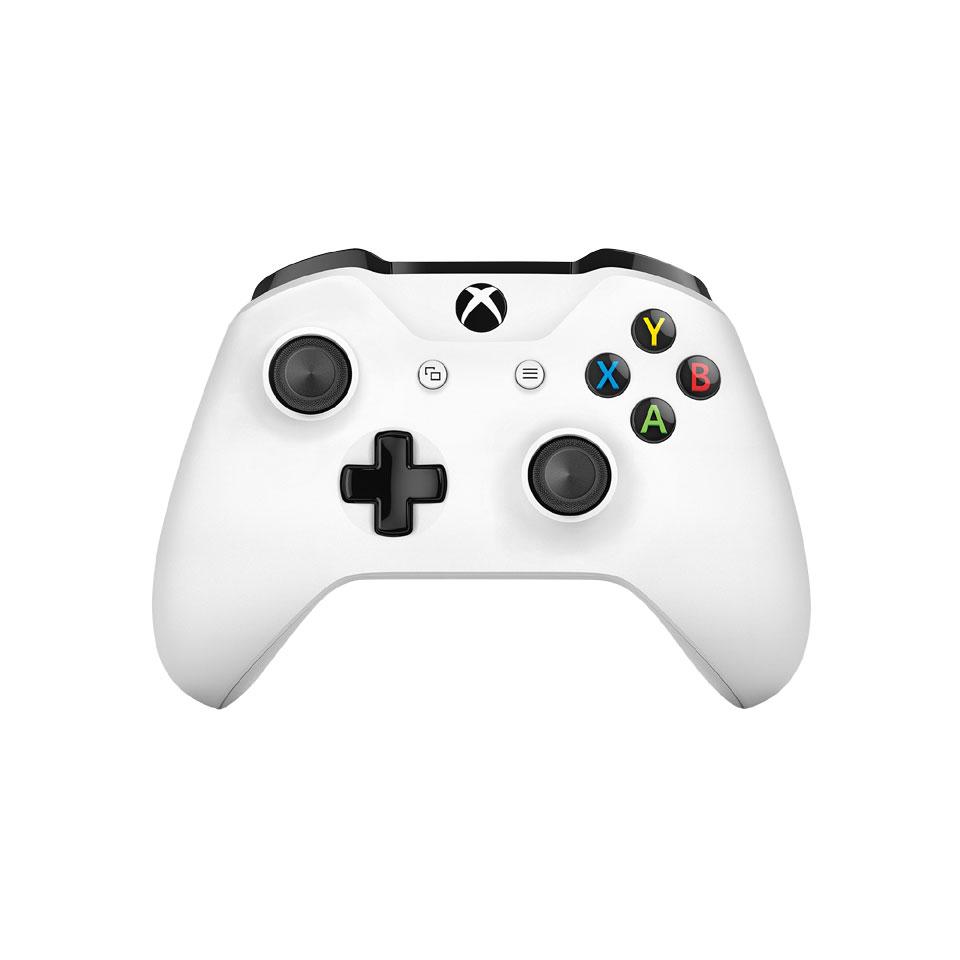 Xbox One S draadloze controller - wit