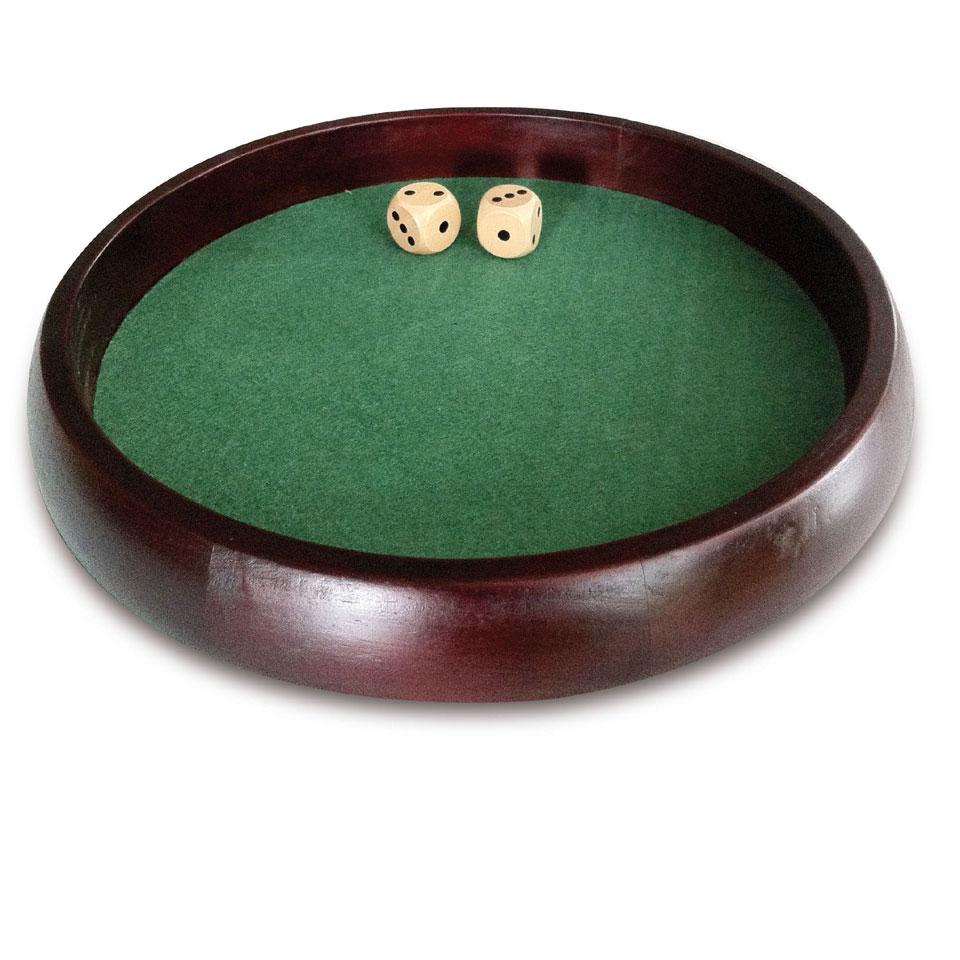 Longfield pokerpiste - 34 cm