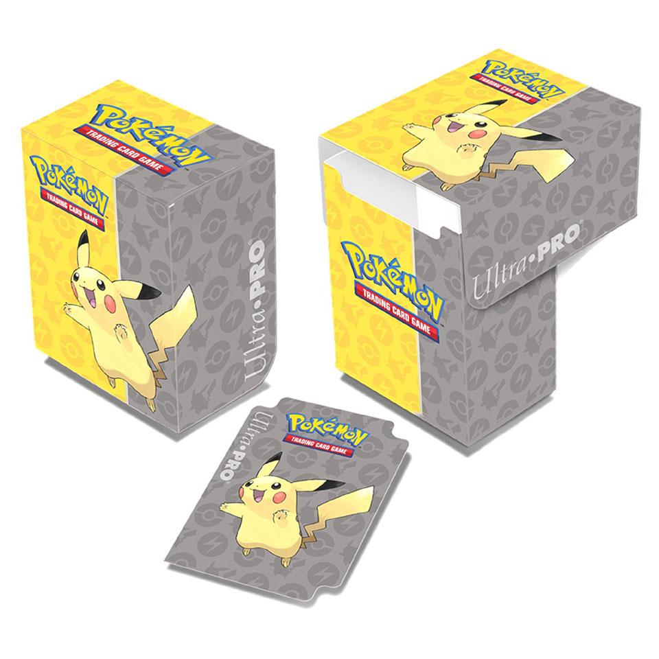 Pokémon deckbox Pikachu