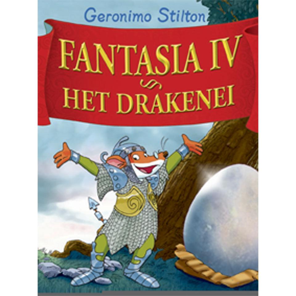 Geronimo Stilton - Fantasia IV: het drakenei