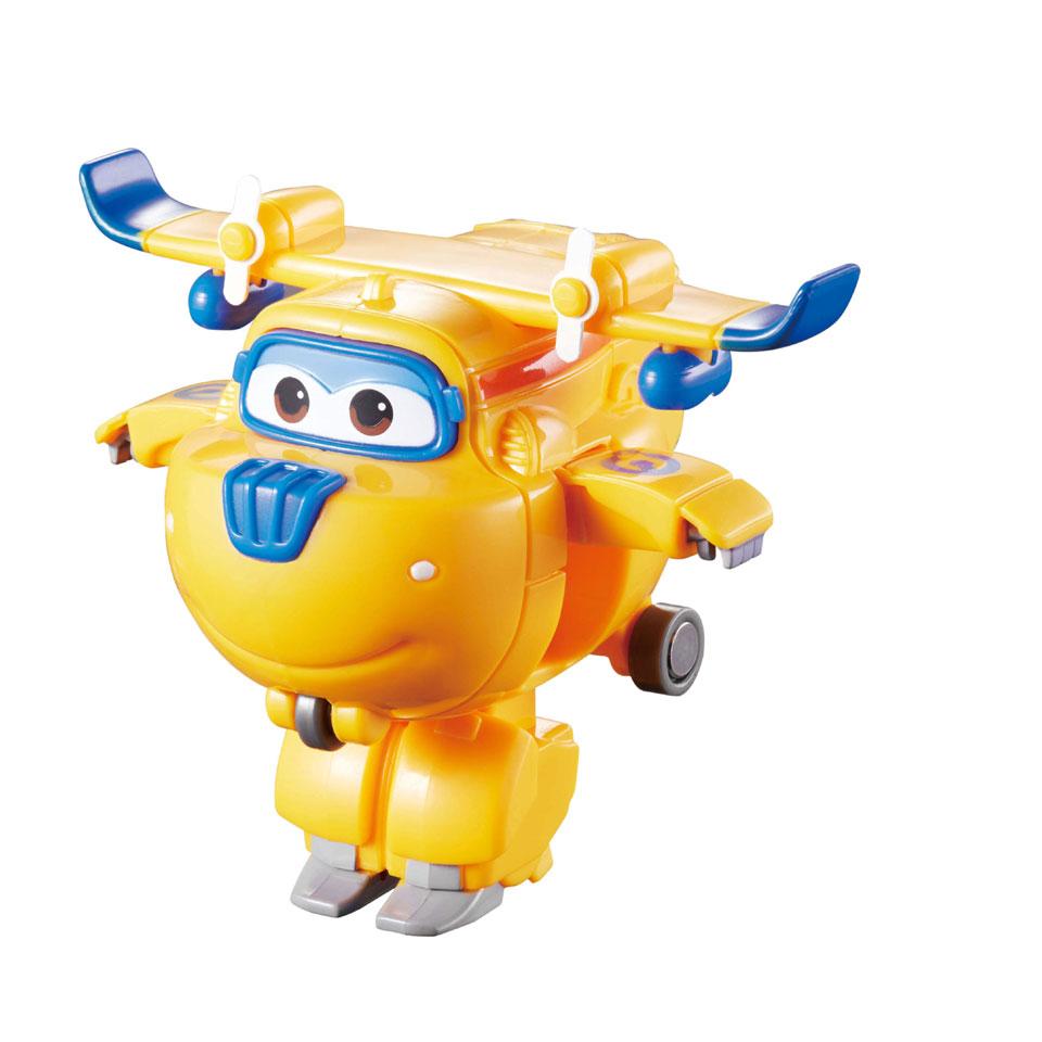 Super Wings Transform-A-Bots speelfiguur Donnie