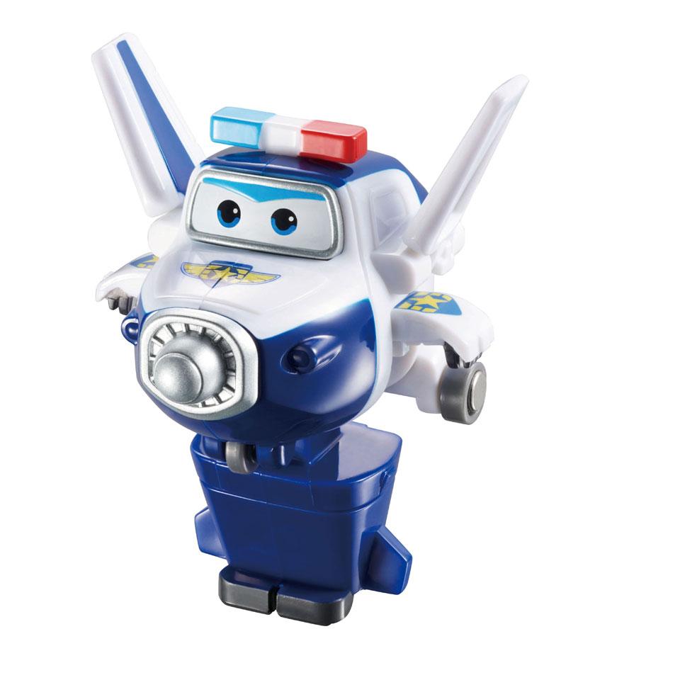 Super Wings Transform-A-Bots speelfiguur Paul