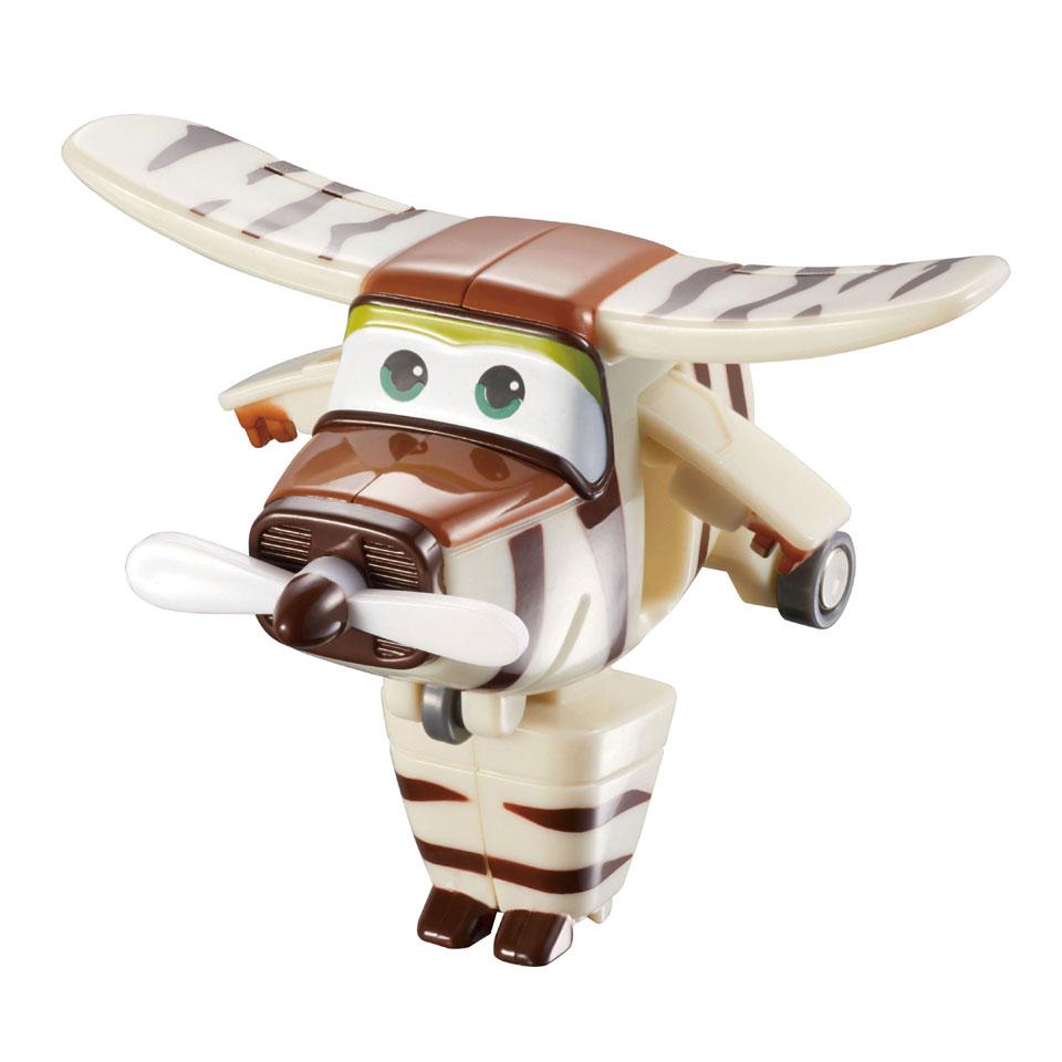 Super Wings Transform-A-Bots speelfiguur Bello