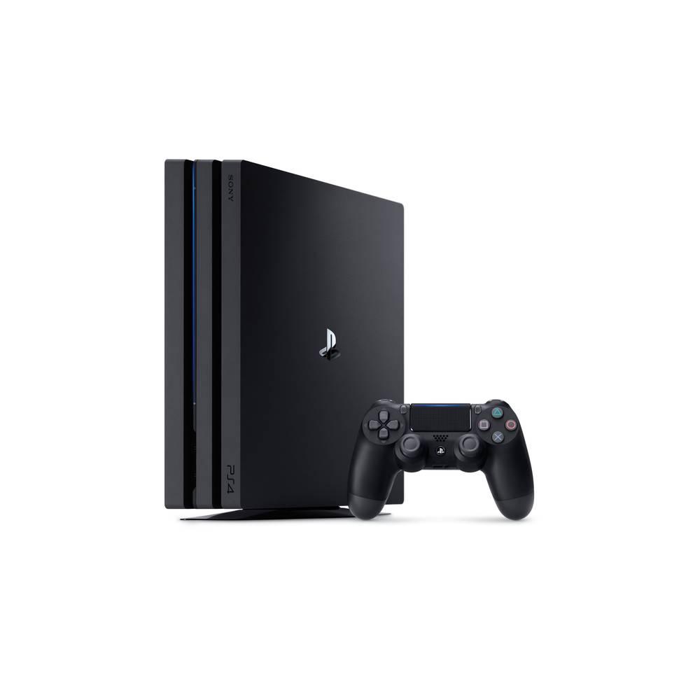 PS4 Pro 1TB console - zwart