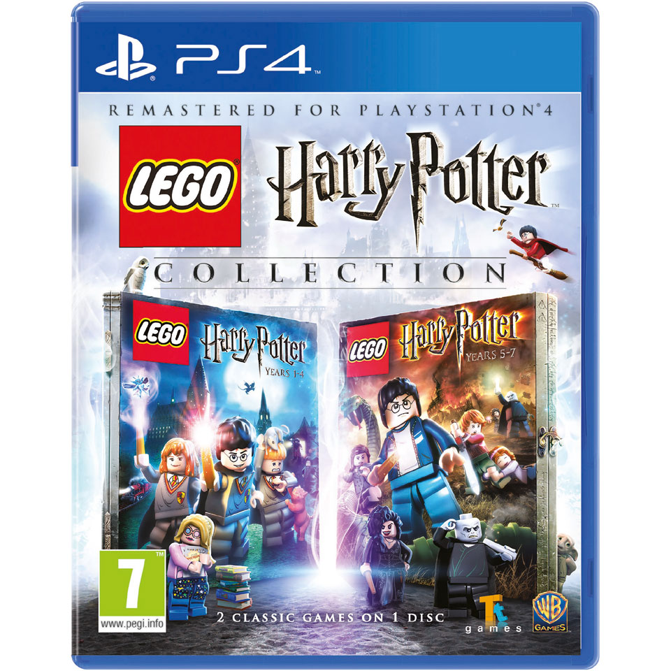 PS4 LEGO Harry Potter 1-7 Collection