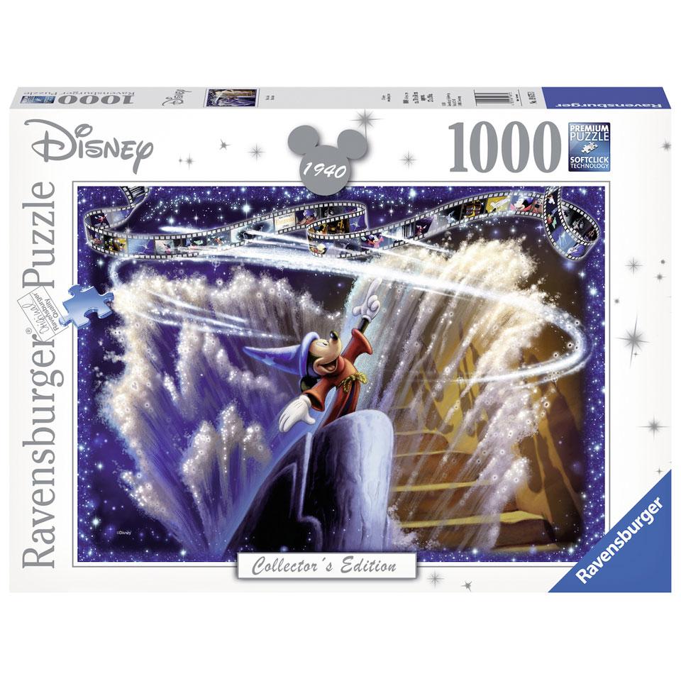 Ravensburger Disney puzzel Fantasia - 1000 stukjes