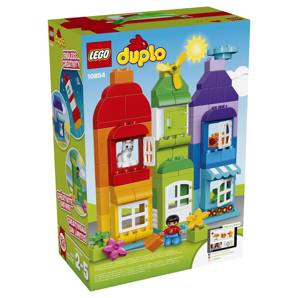LEGO DUPLO creatieve bouwdoos 10854