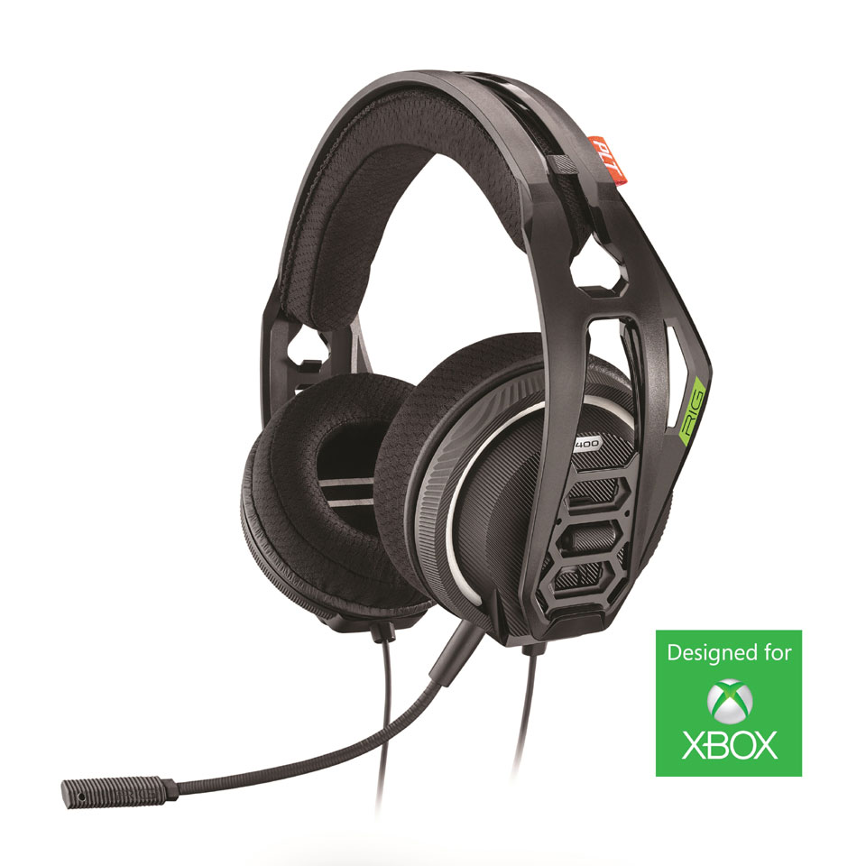 Xbox One Plantronics Rig 400HX Headset