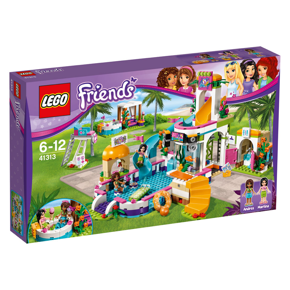 LEGO Friends Heartlake zwembad 41313