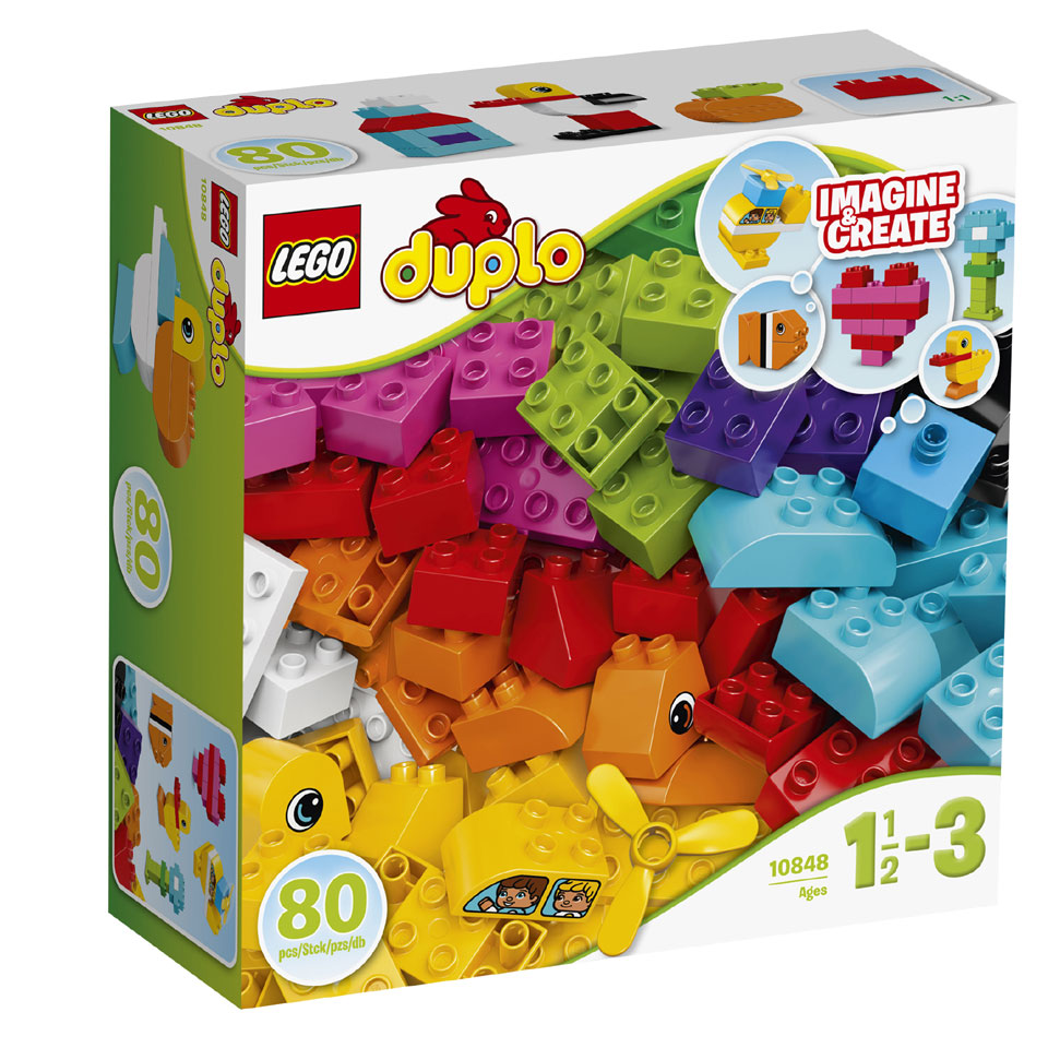 LEGO DUPLO mijn eerste bouwstenen 10848