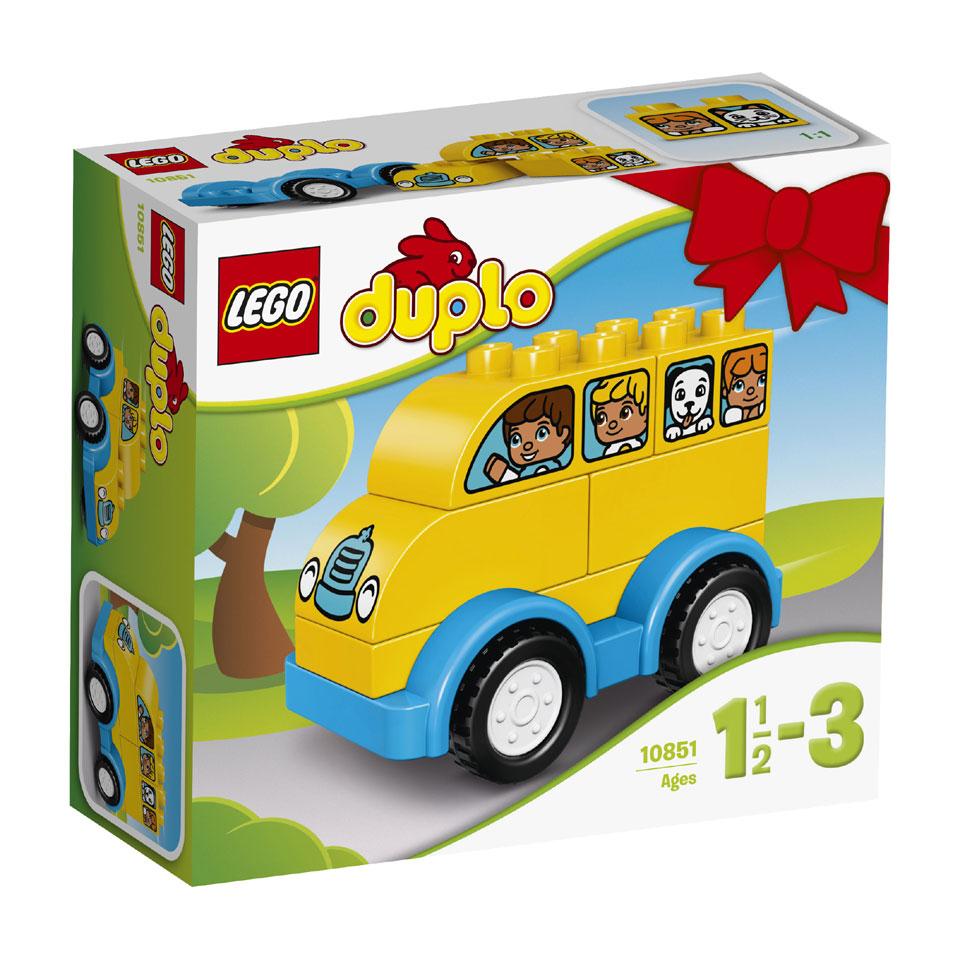 LEGO DUPLO mijn eerste bus 10851