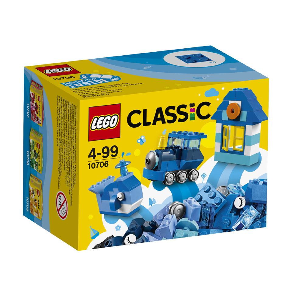 LEGO Classic creatieve bouwdoos 10706 - blauw