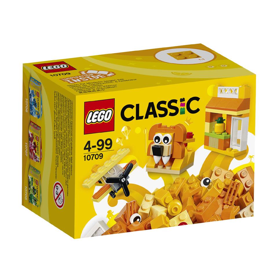 LEGO Classic creatieve bouwdoos 10709 - oranje