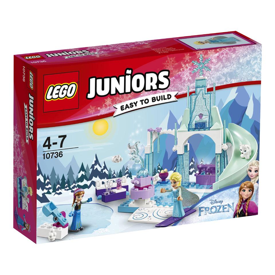 LEGO Juniors Disney Frozen Anna en Elsa's bevroren speeltuin 10736