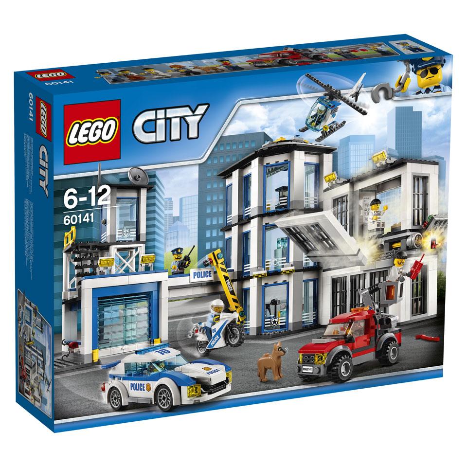 LEGO City politiebureau 60141