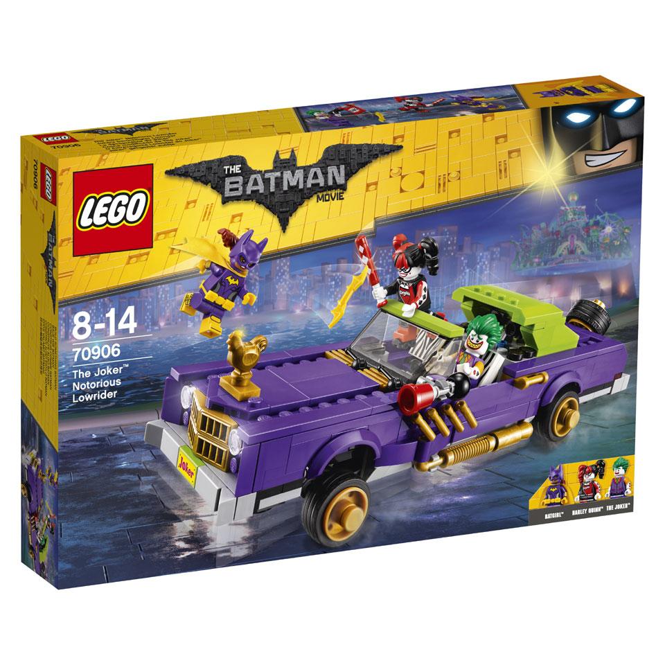 LEGO Batman Movie de Joker duistere low-rider 70906