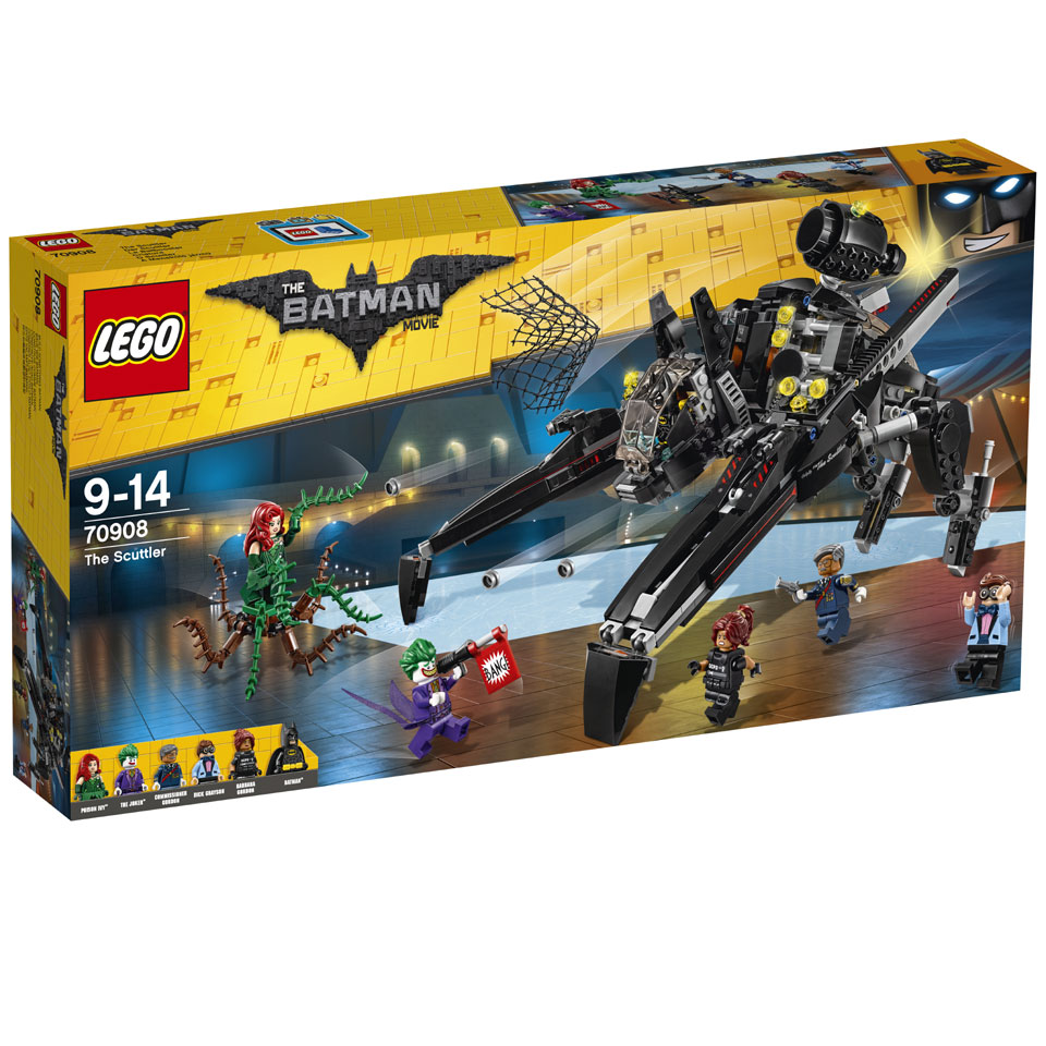 LEGO Batman Movie de Scuttler 70908