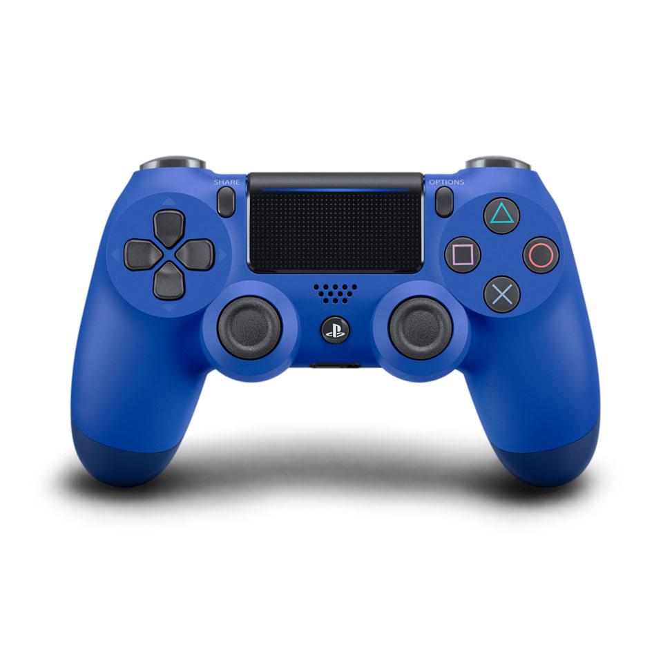 PS4 DualShock 4 controller V2 - blauw