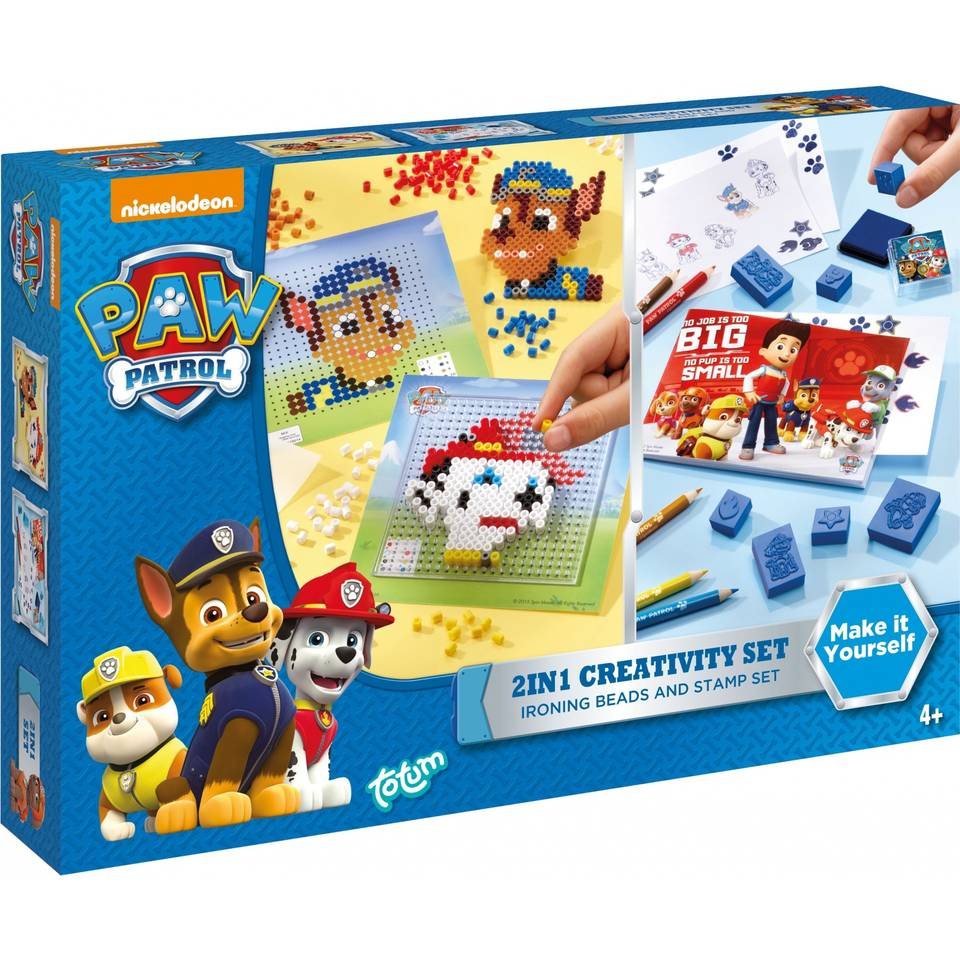 Totum PAW Patrol creativiteit set 2-in-1