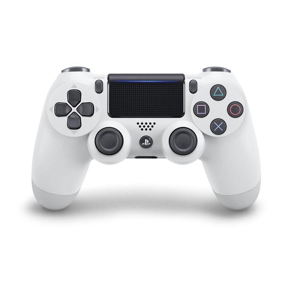 PS4 DualShock 4 controller V2 - wit