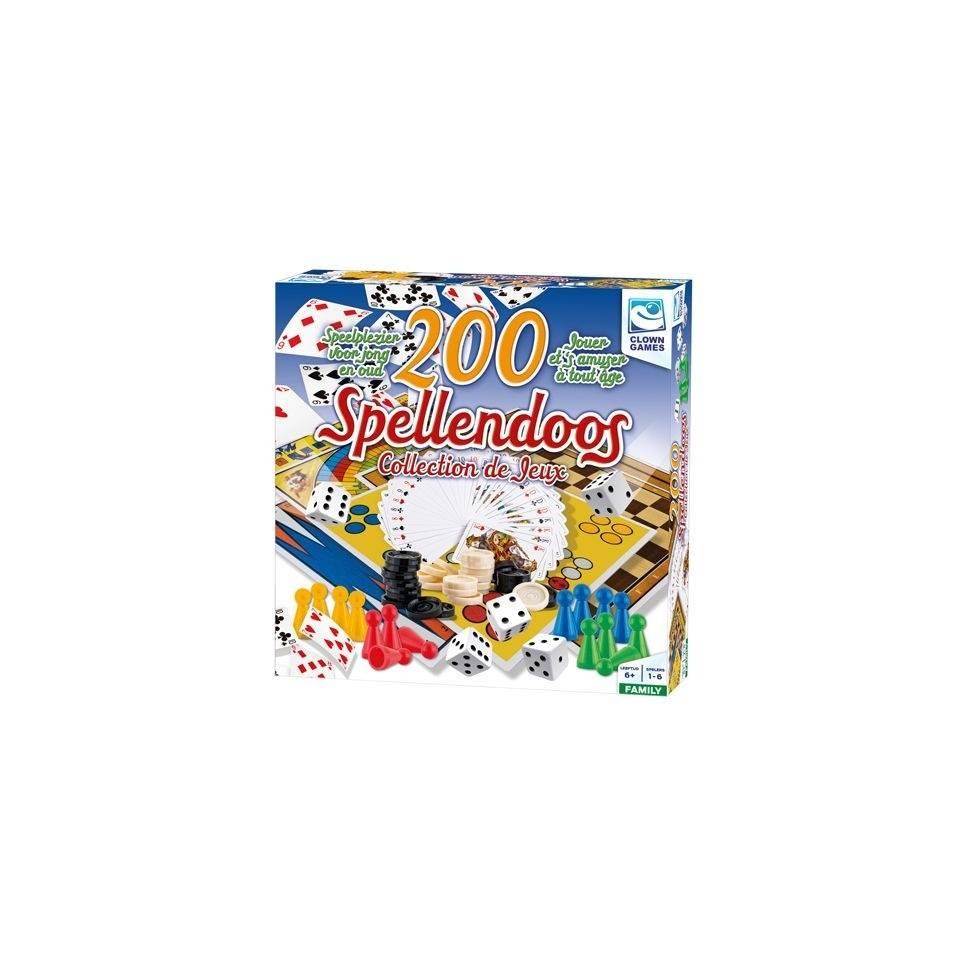 Clown Games 200 spellendoos