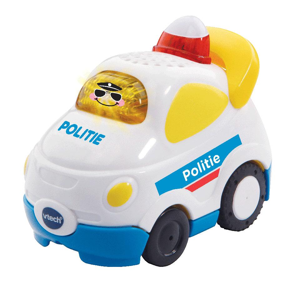 VTech Toet Toet Auto's Pim Politie