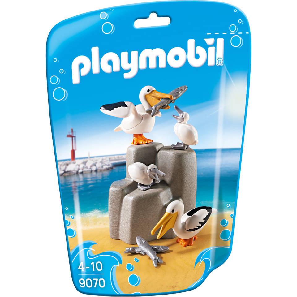 PLAYMOBIL pelikaanfamilie 9070