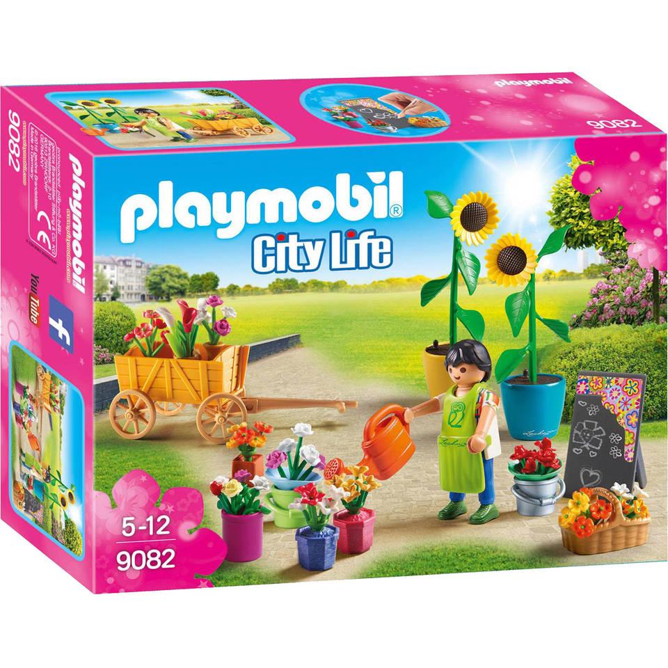 PLAYMOBIL City Life bloemist 9082