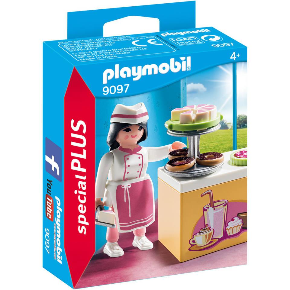 PLAYMOBIL SpecialPLUS taartenbakker 9097