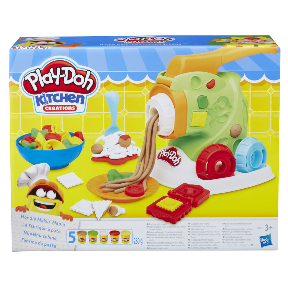 Play-Doh Kitchen Creations noedel maker