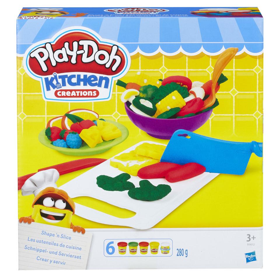 Play-Doh Kitchen Creations keukengereedschap