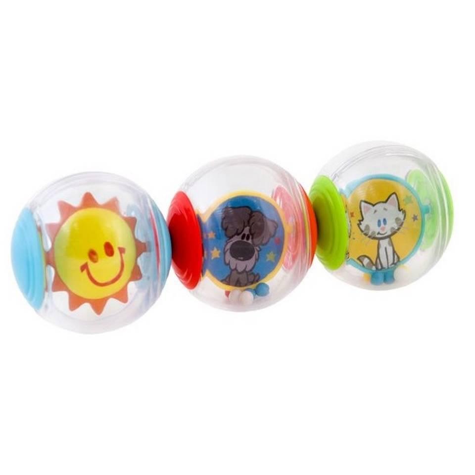 Woezel & Pip magneetballen