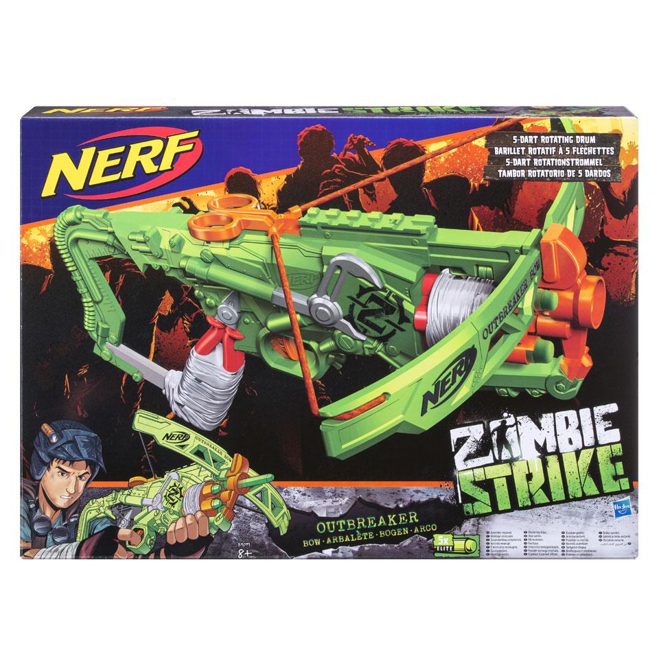 NERF Zombie Strike Outbreak boog