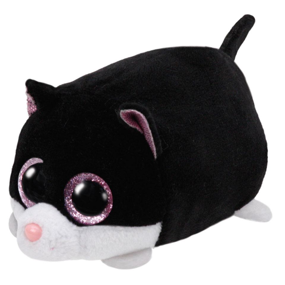 Ty Teeny knuffel kat Cara - 10 cm
