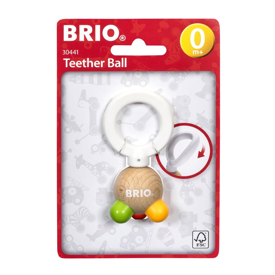 BRIO bijtring met bal 30441