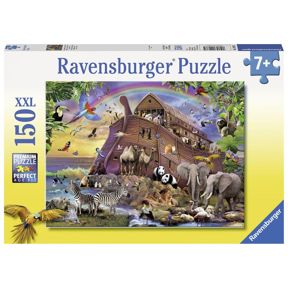 Ravensburger puzzel Onderweg met de ark XXL - 150 stukjes