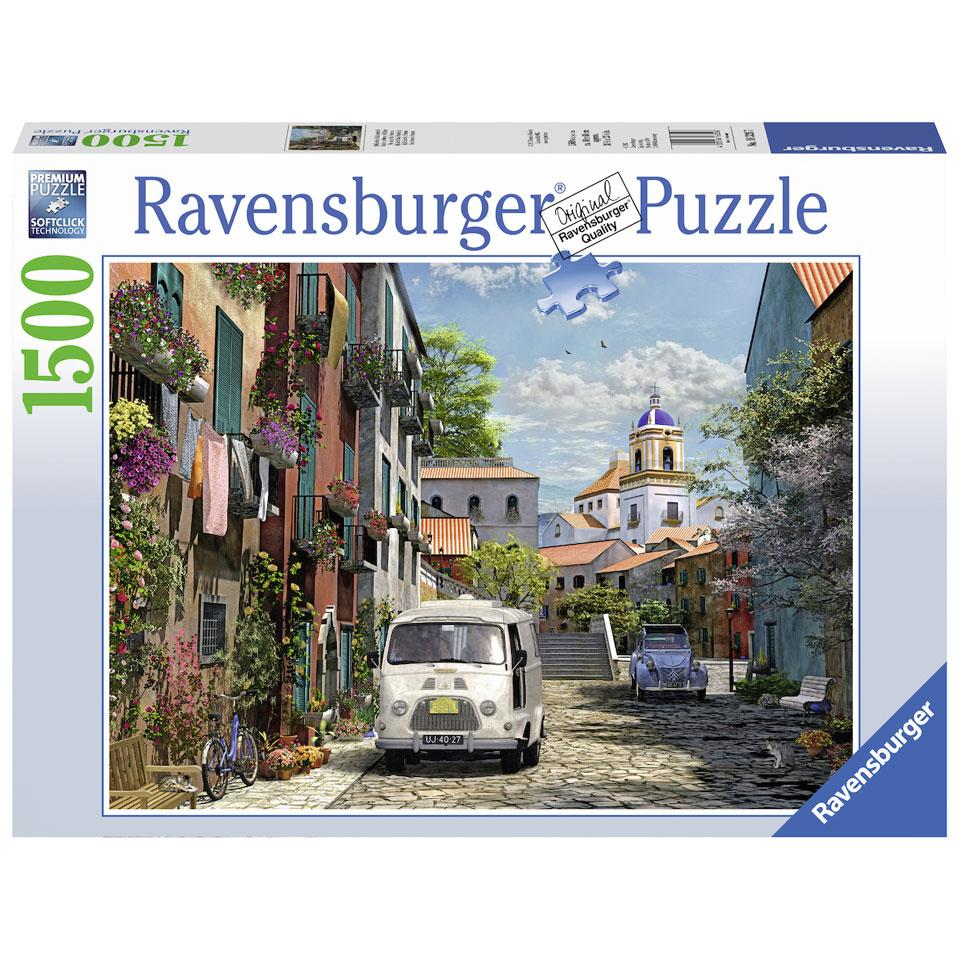 Ravensburger puzzel Idyllisch Zuid-Frankrijk - 1500 stukjes