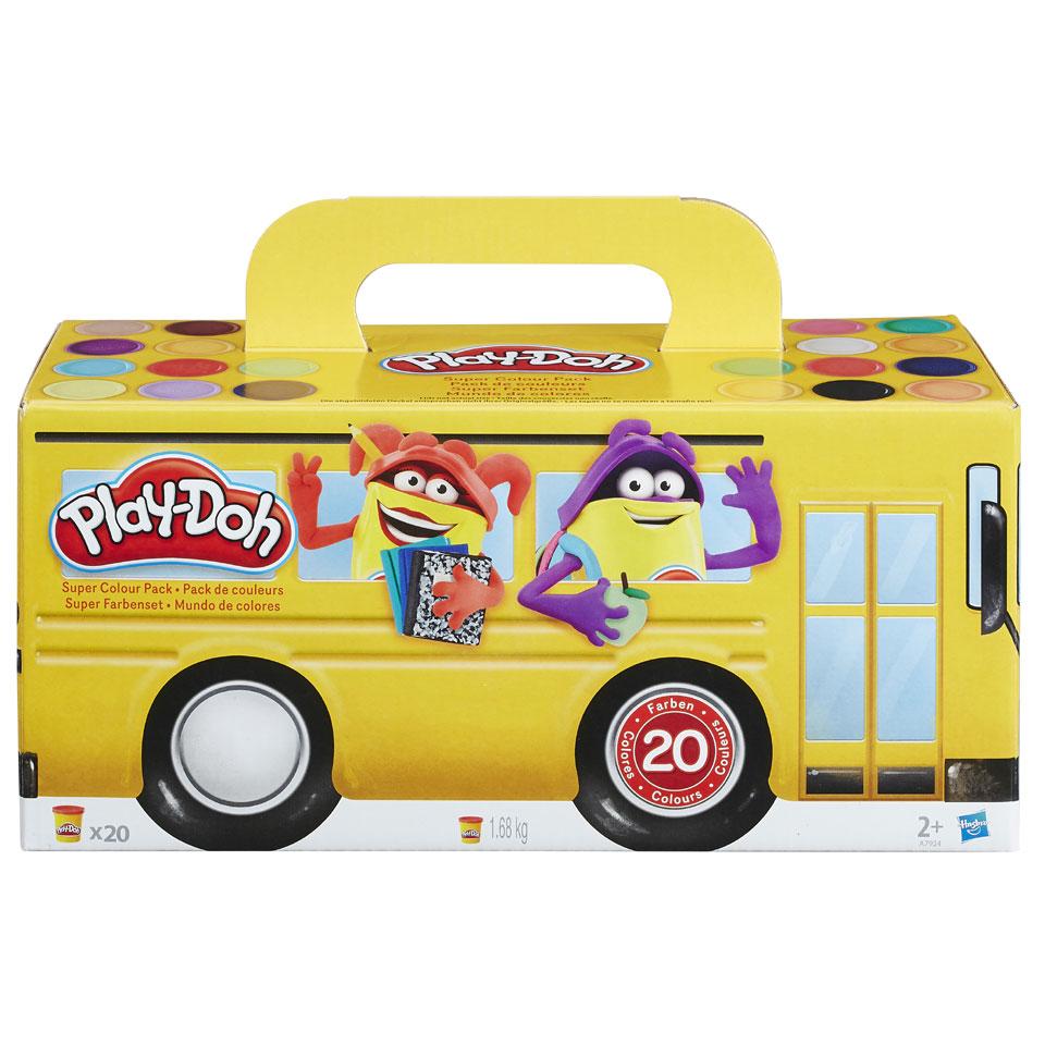 Play-Doh superkleurenpakket