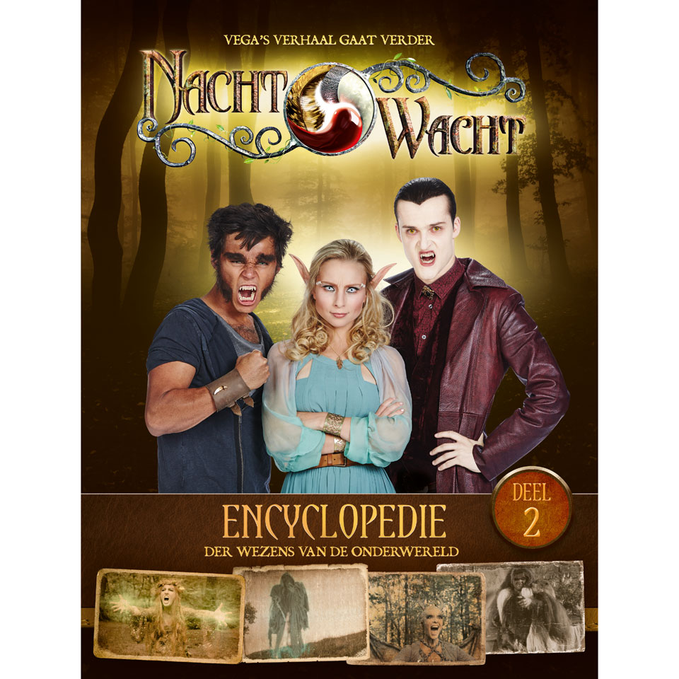 Nachtwacht: Encyclopedie der Wezens van de Onderwereld 2