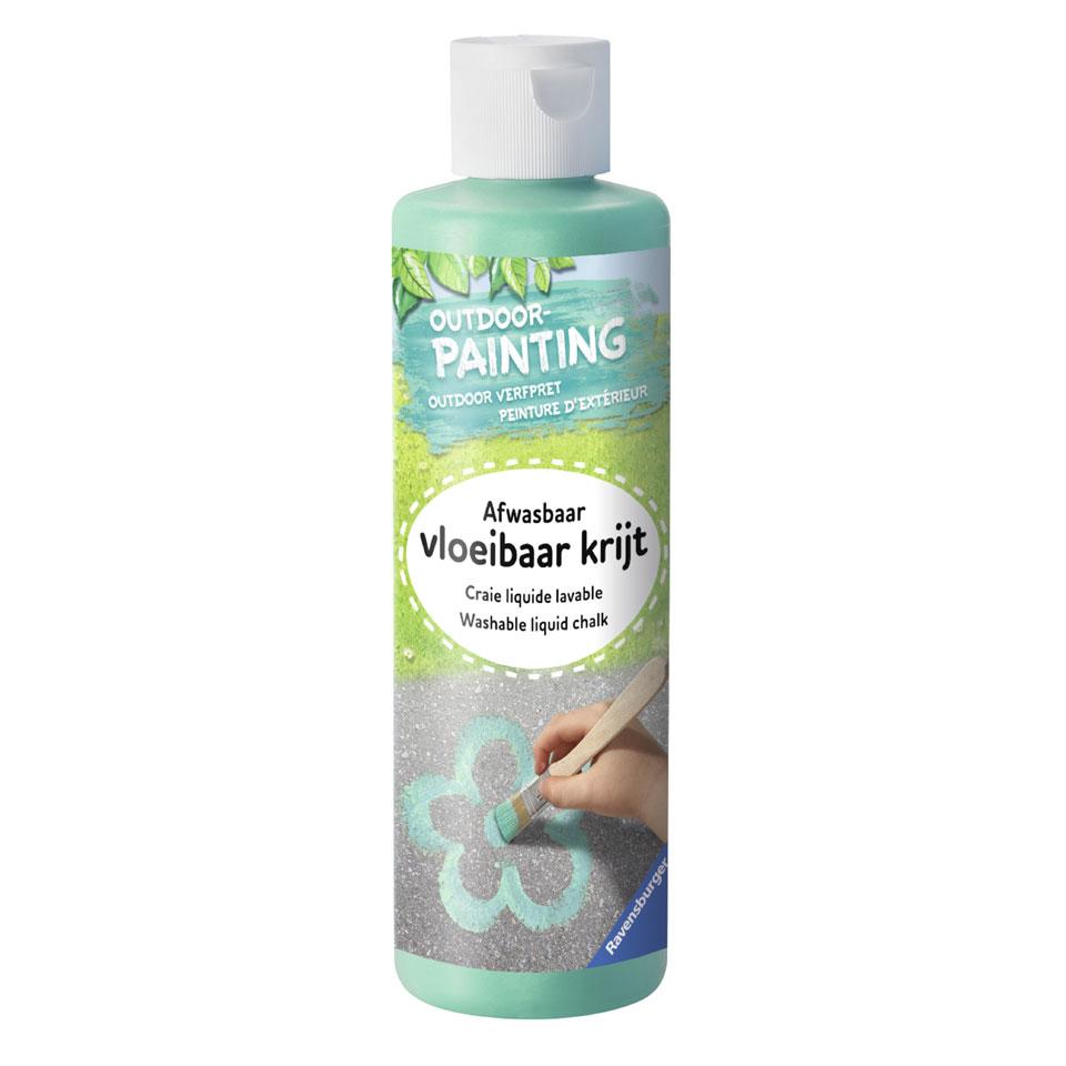 Ravensburger verf outdoor schilderen - groen