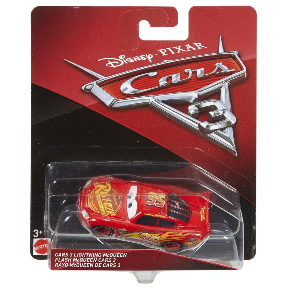 Disney Cars 3 die-cast Bliksem McQueen - 1:55