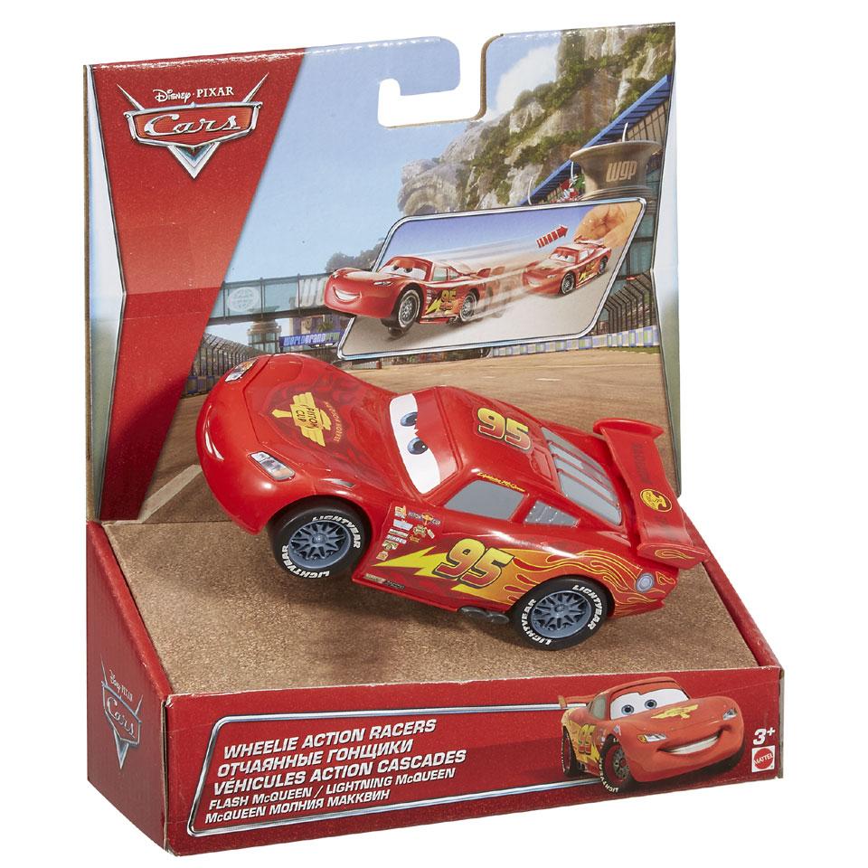 Disney Cars Wheelie auto Bliksem McQueen