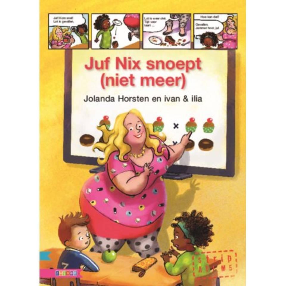 AVI Strip - Juf Nix snoept (niet meer)