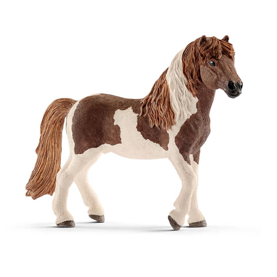 Schleich figuur IJslandse pony hengst 13815