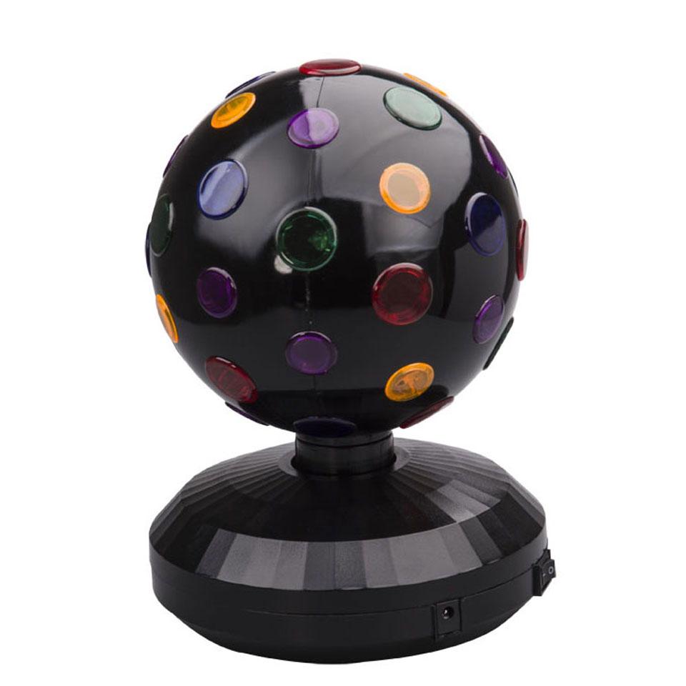 Discolamp - 25 cm - zwart