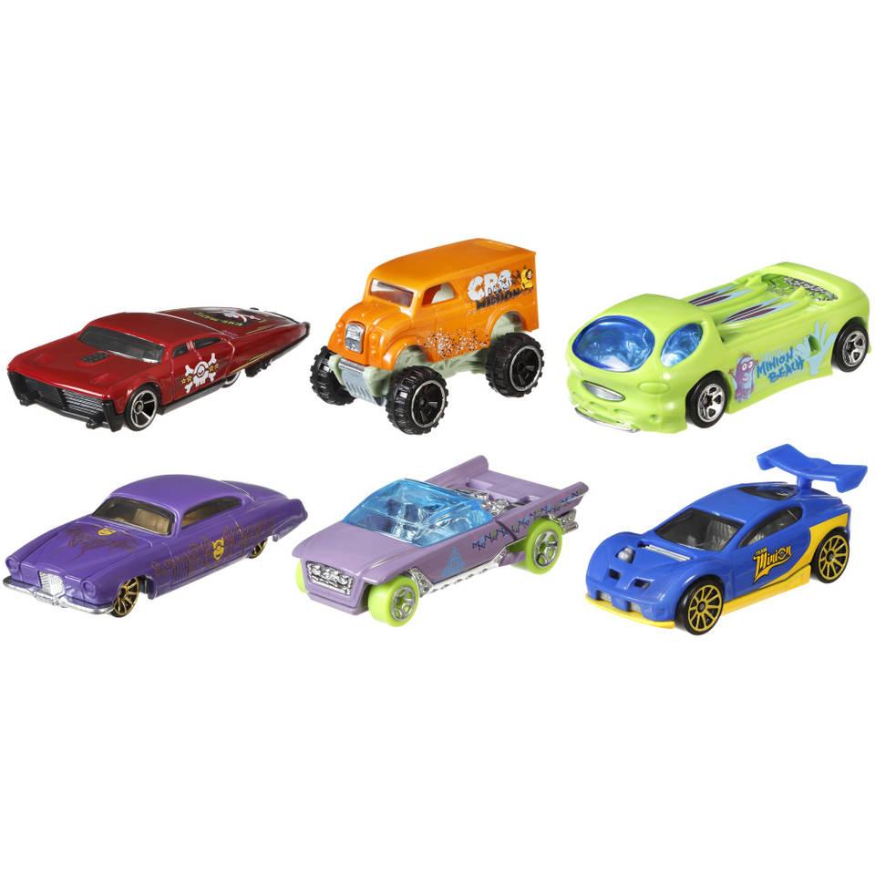 Hot Wheels Minions auto