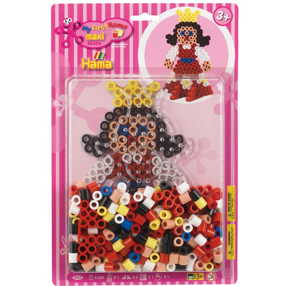 Hama strijkkralen Maxi Beads