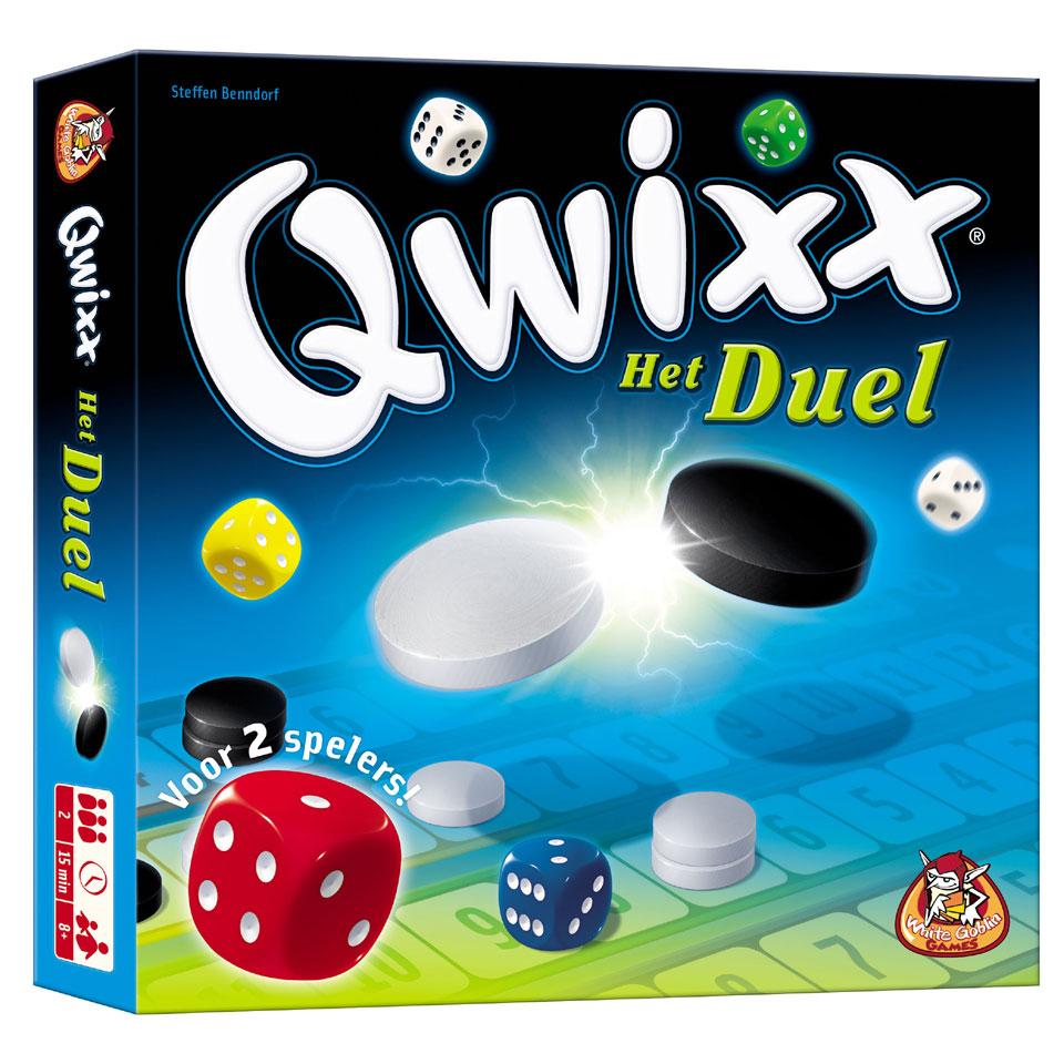 Qwixx Het duel