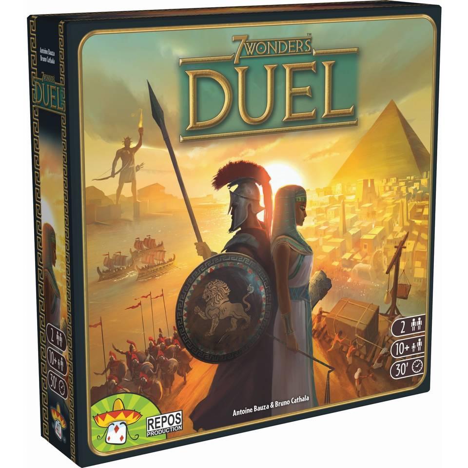 gezelschapsspel 7 Wonders: Duel